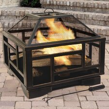 Solus Deep Wood Burning Fire Pit