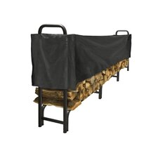 "Half Length 145"" Log Rack Cover"