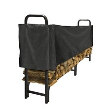 "Half Length 97"" Log Rack Cover"