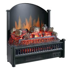 Electric Fireplace Logs Heater