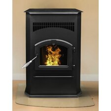 <strong>Pleasant Hearth</strong> 2200 Square Foot Pellet Burning Stove