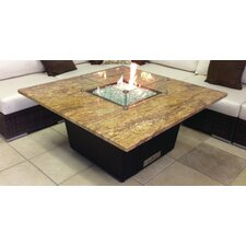 "<strong>Firetainment</strong> Madrid 48"" Square Fire Table"