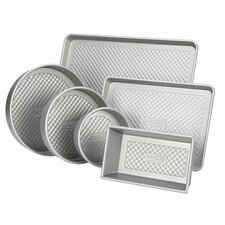 <strong>Cake Boss</strong> Professional Bakeware Nonstick 6 Piece Set