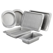 <strong>Cake Boss</strong> Deluxe Bakeware Nonstick 6 Piece Set