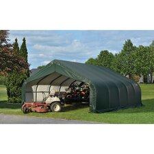 Peak 18 Ft. W x 28 Ft. D Shelter
