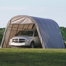 13' Wide Round Style Shelter