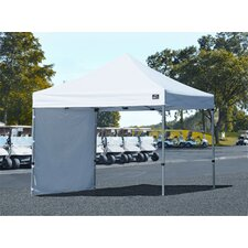 Alumi Max 7ft. H x 10ft. W Canopy Wall Kit