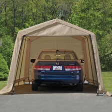 10' x 20'  Instant Garage