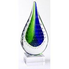 Teardrop on Base Centerpiece Figurine