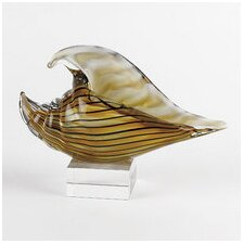 Seashell on Base Figurine