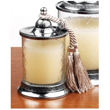Jar Candle with Tassel