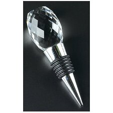 Faceted Crystal Bottle Stopper