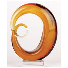 Moon Centerpiece Figurine