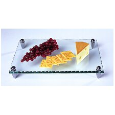 Mercury Rectangle Serving Tray