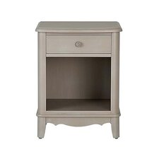 Ava 1 Drawer Nightstand