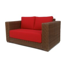<strong>ElanaMar Designs</strong> Grand Cayman Loveseat with Cushions