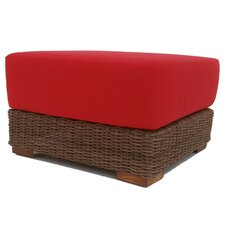 <strong>ElanaMar Designs</strong> Grand Cayman Ottoman with Cushion