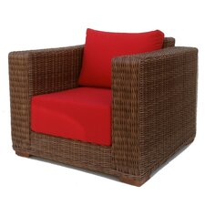 <strong>ElanaMar Designs</strong> Grand Cayman Deep Seating Chair with Cushions