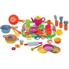 52 Piece Kitchen Set