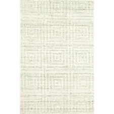 Gramercy Cream/White Zinfandel Area Rug