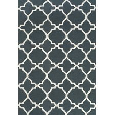 Cetara Gray / White Rug