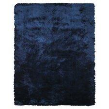 Indochine Dark Blue Area Rug