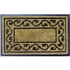 SuperScraper Vine Doormat