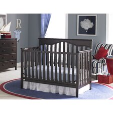 Ayden 4-in-1 Convertible Crib Set