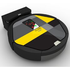 Pop Robotic Vacuum Cleaner with Dual Whirling Feature