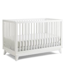 Moderna Island 3-in-1 Convertible Crib