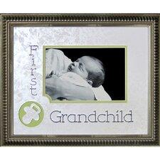 First Grandchild Frame Photographic Print