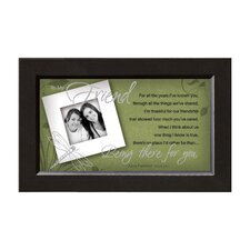 Friend - There for You Framed Wall Art
