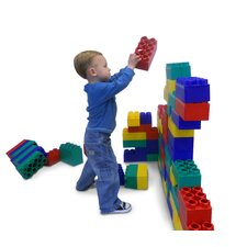 <strong>Kid's Adventure</strong> Jumbo Blocks 96 Piece Standard Set