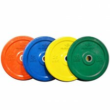 <strong>Unified Fitness Group</strong> Commercial Colored Bumper Plates