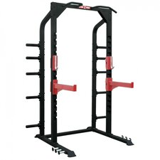 Commercial Half Power Rack