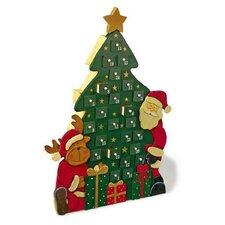 """Adventskalender """"Weihnachtszeit"""""""