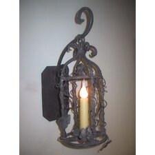 <strong>Laura Lee Designs</strong> Birdcage Wall Sconce