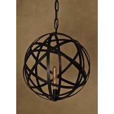 <strong>Laura Lee Designs</strong> Mars Mini Chandelier