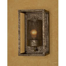 <strong>Laura Lee Designs</strong> Melrose Square Wall Sconce