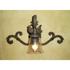 <strong>Laura Lee Designs</strong> Verona Single Arm Vanity Wall Sconce