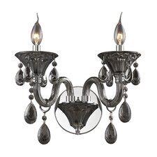 Formont 2 Light Wall Sconce