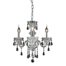 <strong>Nulco Lighting</strong> Cotswold 3 Light Chandelier