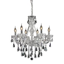 <strong>Nulco Lighting</strong> Cotswold 6 Light Chandelier