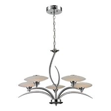 Catalana 5 Light Chandelier