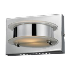 <strong>Nulco Lighting</strong> Northholt 1 Light Wall Sconce