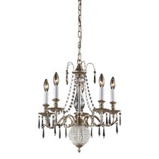 <strong>Nulco Lighting</strong> Hereford 5 Light Chandelier