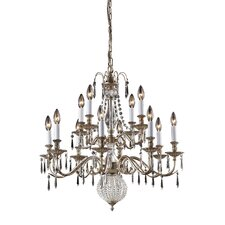 Hereford 12 Light Chandelier