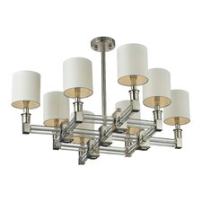 <strong>Nulco Lighting</strong> Berwick 8 Light Chandelier