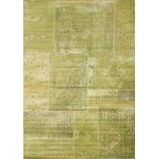 <strong>Kalora</strong> Antika Brilliant Green Rug