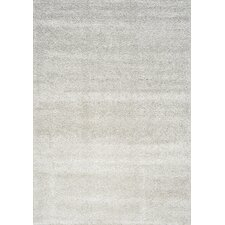 Boulevard Glitz Low Pile Light Grey Rug